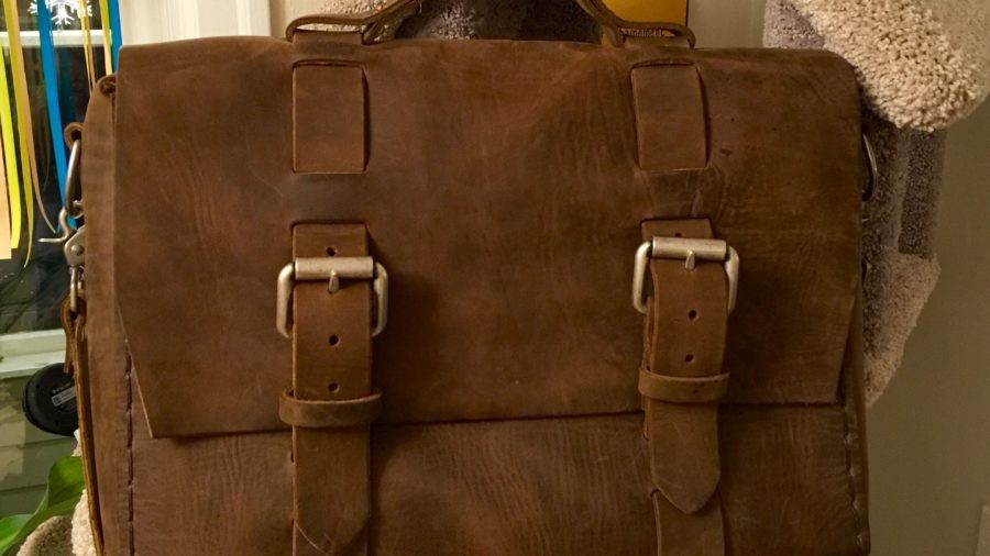 First look at the ColsenKeane 4313 Minimalistic Satchel